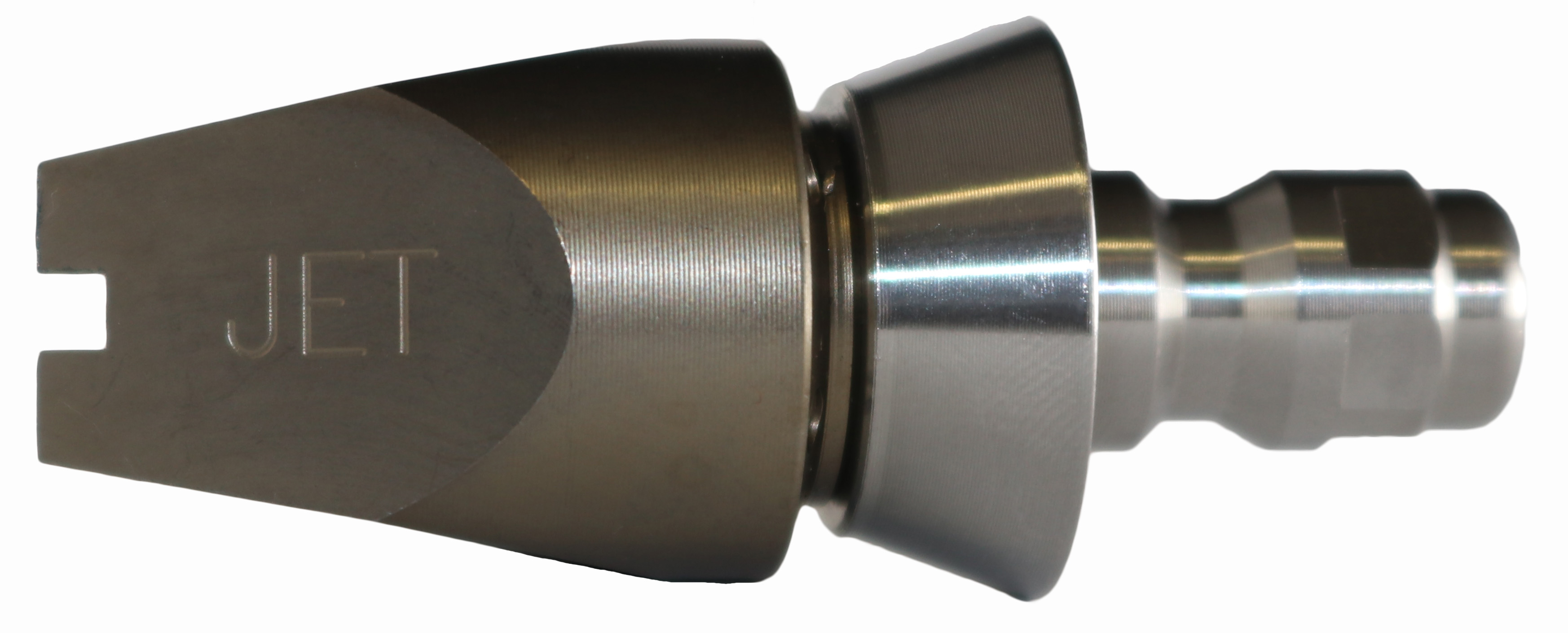 Jetaxe Nozzle Complete 6R1F with SS Adaptor