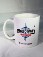 Assassin Jetters Mug